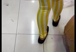 Transparent find leggings 101