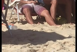 de pau duro se tocando na praia 2 parte