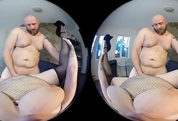 Afternoon Wonder with BBW Unscarred Daze and Jay Milla