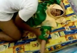 Desi Muslim Girl Mehejabin Hot Sexual intercourse Scandal