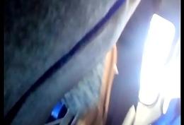 Mostrando wheezles verga a chica en el bus