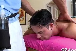 Sexy oral-service for sexy gay