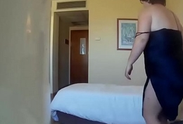 Licks the feet and fuck with hidden cam. RAF158