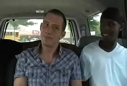 Black Blithe Muscular Beggar Have sexual intercourse Pallid Undernourished Lad 21