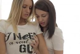 Dirty Flix - Massage team Jessi Gold and Izi Ashley