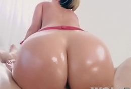 Sexy cupid Jada Stevens seduces me and we make void up fucking in the block