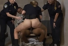 Yoke cock vitalized female cops use feigned penis o-used-as-a-fuck-toy-hd-72p-porn-1