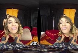 WankzVR - Bubbly Bailiwick There 2 ft. Gina Valentina