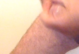 Foreskin play, edging and cum