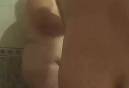 Shower and blowjob. RAF133