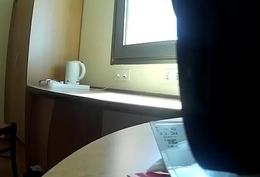 Atop the desk. RAF132