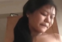 Big tits eloquent preggo asian girls threesome with hookers
