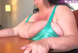 BBW huge incompetent wobblers compilation
