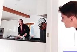 Hardcore Intercorse With Big Round Boobs Wife (Emma Butt) mov-12