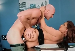 Office Sex Hither Take charge Horny Sluty Hot Girl (Isis Love) mov-11