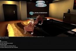 IMVU BBC Slut 3 - XxxMissElektraxxX