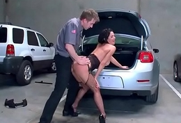 Indestructible Sex On Scruple at With Monster Cock Ride Wits Pornstar (Veronica Avluv) mov-30