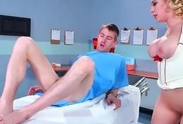 Doctor Bang Hard On Tape In the matter of Patient (Kagney Linn Karter) mov-14