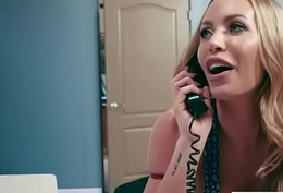 Hardcore Intercorse With Huge Juggs Office Girl (Nicole Aniston) mov-29
