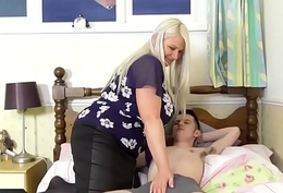 AgedLovE Old Busty Tow-haired Grannies Lacey Hardcore