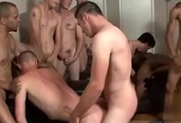 Manga gay sex slave Dr. Dallas Prescribes Bukkake!