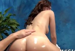 Simmer butt girl craves for ramrod