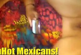 Bbw Mexicana Lety Sanchez cogiendo