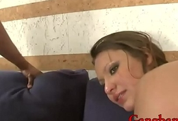 Abnormal bitch all their way holes drilled by BBC