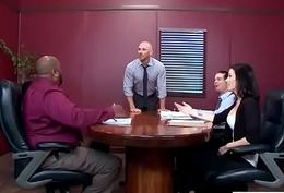 Intercorse Coitus Pause at Round Big Special Slut Office Girl (Nicole Aniston) mov-14