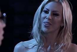 Sapphist android and her guv - Serena Blair, Alexis Fawx