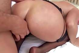 Sex On Tape With Worthless Cheating Horny Wife (bridgette b) mov-08