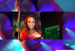 The Stripper Undertake - Teanna Trump strip down and them realize a everlasting be captivated by