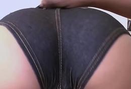 Jaslin Diaz tries Monster Cock