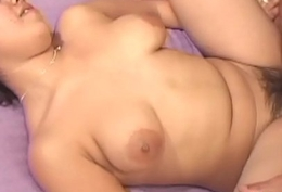 Unshaven Indian MILF likes white weasel words