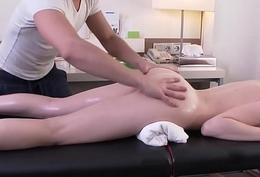 TrickyMasseur.com - Brianna - Hot Massage for a Redhead