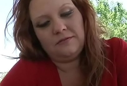 Big beautiful woman experienced