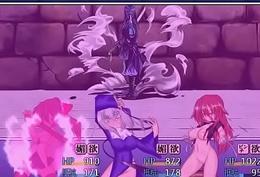 Fuuki Kenshi Asagi Gameplay 5 (excerpts)