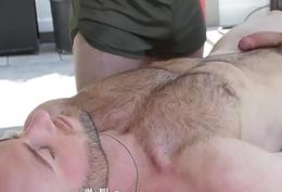 GayRoom Military gymnastics massage fuck with Aiden Hart