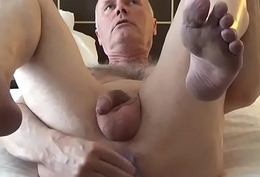 Ulf Larsen Ill-treat  Exhibitionist  Urinate and Cum be advantageous to Voyeur'_s Entertainment