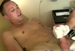 Doctor boys gay sex Spasmodically lose concentration Brody'_s puckering pink pucker was surrounding