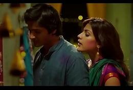 Rhea Chakraborty Sexy Kissing Scene   Sonali Mailgram