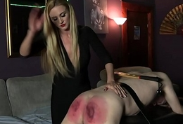 A Classic Caning