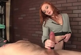Mean ginger masseuse cum controlling customer - more girls at one's fingertips chatfap.ml