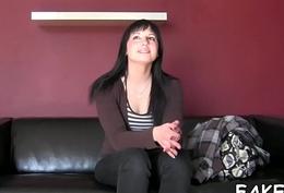 Porn backroom casting sofa