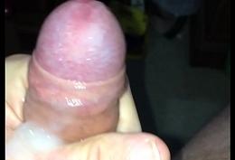 Ejaculation watching porn - short vid