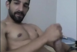 Turkish taking hunk almost broad in the beam cock cumming