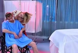 Brazzers - Prex NurseKagney Linn Karter &amp_ Danny D