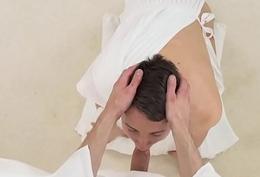 Mormon Boyz- Juvenile small fry deepthroats anonymous cock